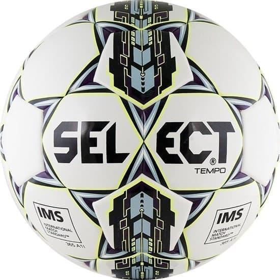 Select TEMPO FIFA SS18 (810416-003-5) Мяч футбольный - фото 152309