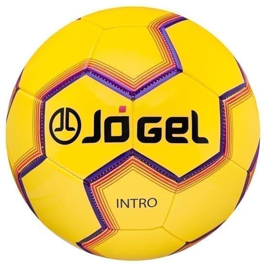 Jogel JS-100-5 INTRO Мяч футбольный Желтый - фото 152384