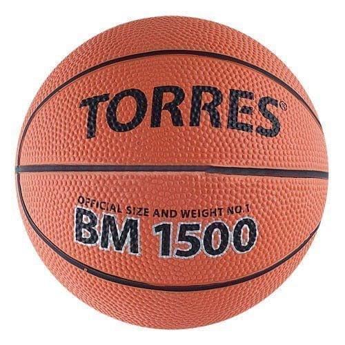 Torres BM1500 (B00101) Сувенирный мяч баскетбольный - фото 152386