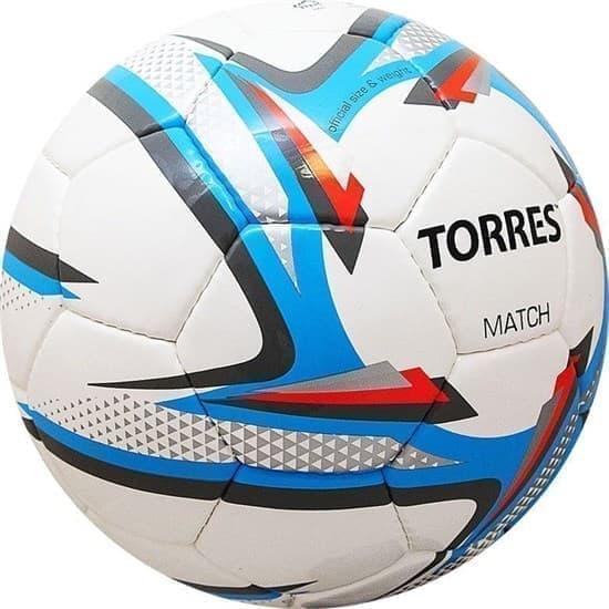 Torres MATCH (F31824) Мяч футбольный - фото 152539
