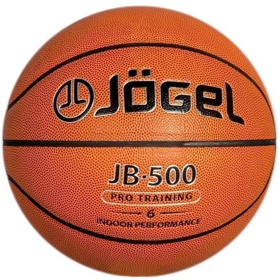Jogel JB-500-6 Мяч баскетбольный - фото 152555