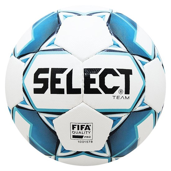 Select TEAM FIFA APPROVED (815411-020-5) Мяч футбольный - фото 152589