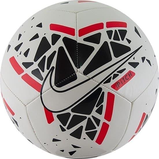 Nike PITCH (SC3807-102-5) Мяч футбольный - фото 152702