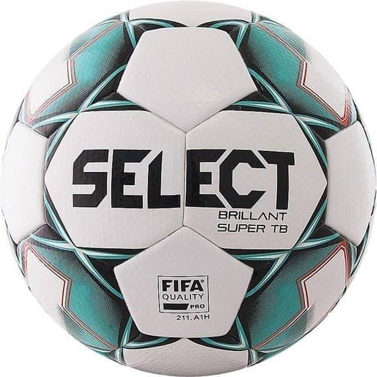 Select BRILLANT SUPER FIFA TB (810316-004-5) Мяч футбольный - фото 152708