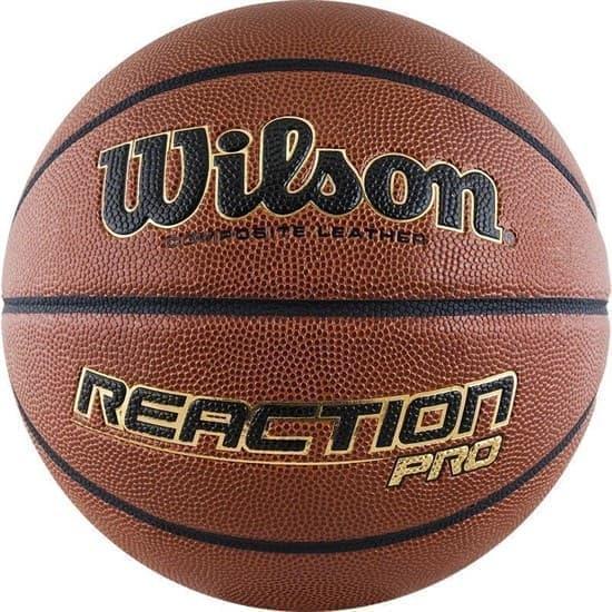 Wilson REACTION PRO Мяч баскетбольный - фото 152717