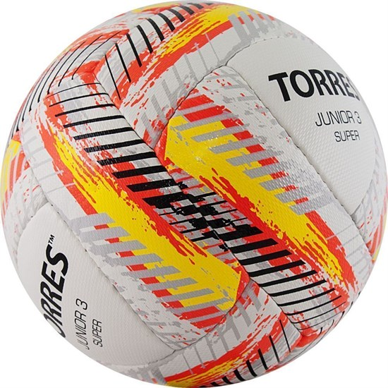 Torres JUNIOR-3 SUPER HS (F320303) Мяч футбольный - фото 152779