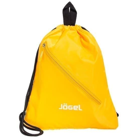 Jogel JGS-1904 Мешок для обуви Желтый/Черный - фото 152849