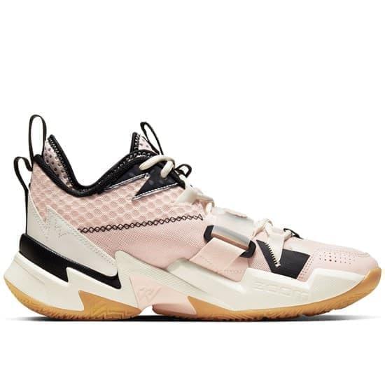 Jordan WHY NOT? ZER0.3 Кроссовки баскетбольные Розовый/Черный - фото 153210