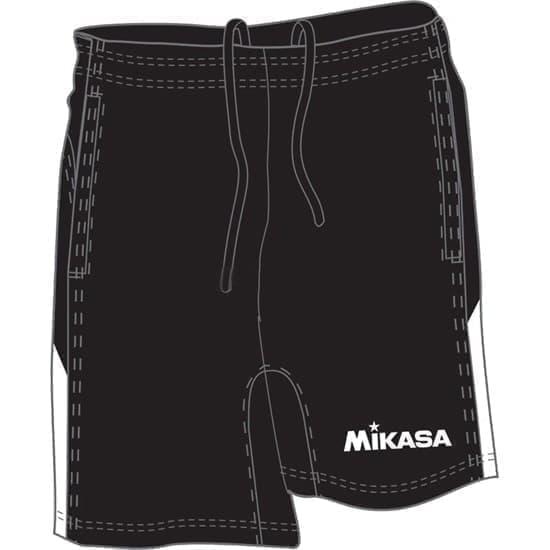 Mikasa TOMOE Шорты волейбольные Черный/Белый - фото 153264