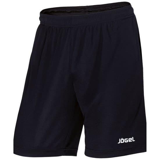 Jogel JTS-1140-061 Шорты Черный/Белый - фото 153434