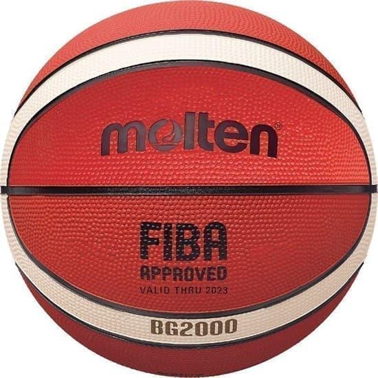 Molten B6G2000 Мяч баскетбольный - фото 153470