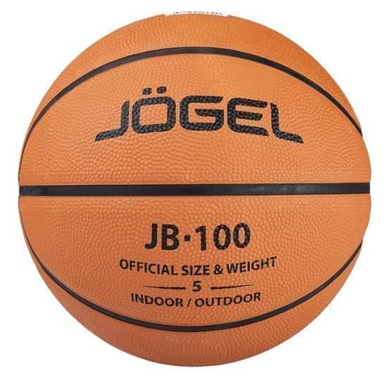Jogel JB-100 (100/5-19) Мяч баскетбольный - фото 153480