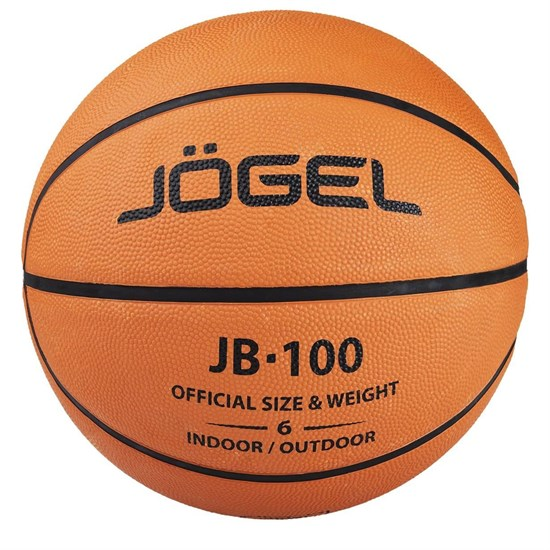 Jogel JB-100 (100/6-19) Мяч баскетбольный - фото 153484