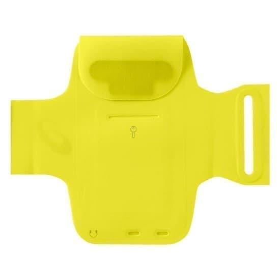 Asics ARM POUCH PHONE Карман на плечо для iPhone 7 Желтый/Белый - фото 154086