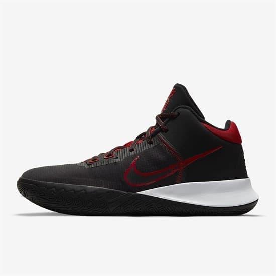 Nike KYRIE FLYTRAP IV Кроссовки баскетбольные Черный/Красный - фото 154148