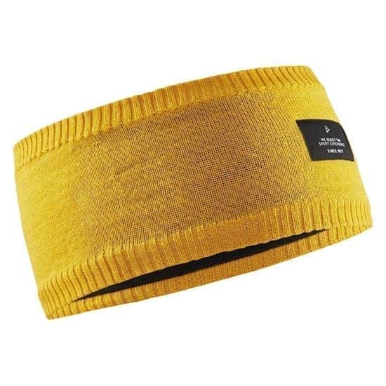 Craft URBAN KNIT Повязка Желтый - фото 154885