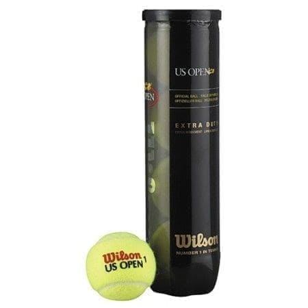 Wilson US OPEN Мячи для большого тенниса (4 шт) - фото 155786