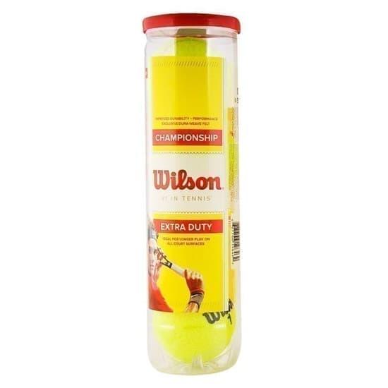 Wilson CHAMPIONSHIP Мячи для большого тенниса - фото 156008