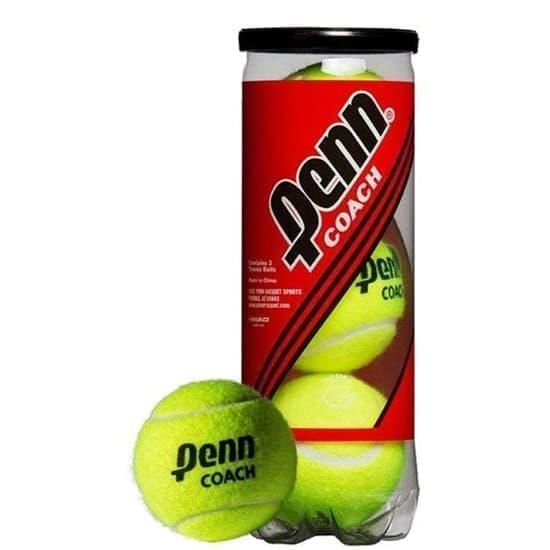 Head PENN COACH 3B Мячи для большого тенниса (3 шт) - фото 156381
