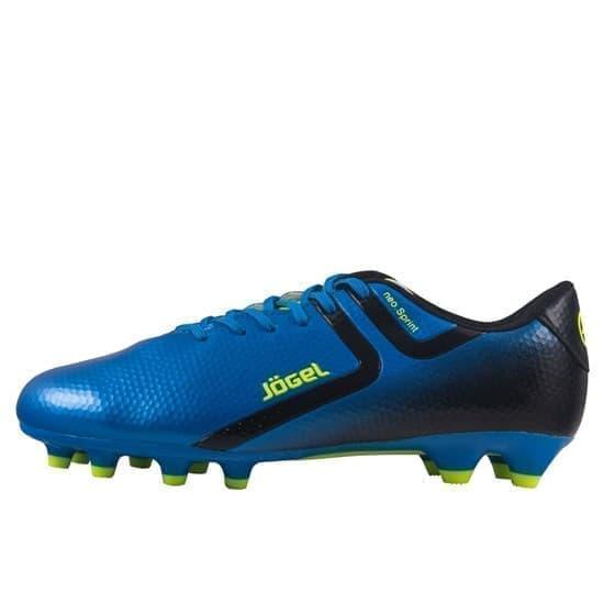 Jogel RAPIDO Бутсы футбольные Синий/Салатовый - фото 156771