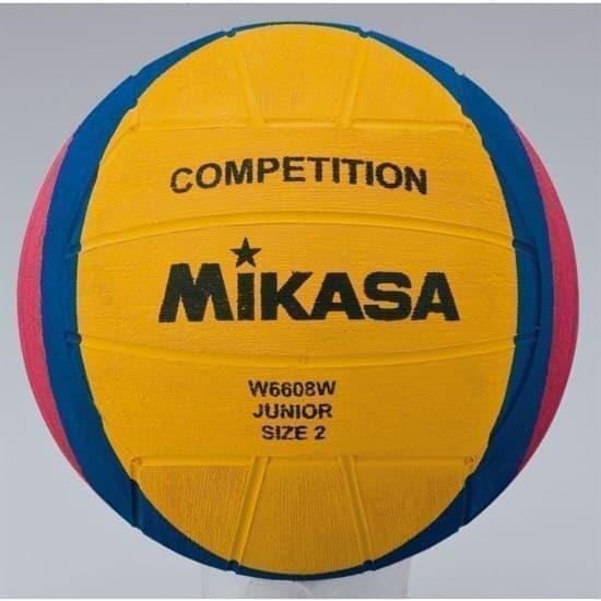 Mikasa W6608W Тренировочный мяч для водного поло - фото 157002