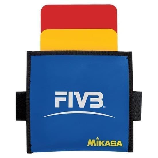Mikasa VK Карточки судейские, комплект из 2 штук - фото 157007