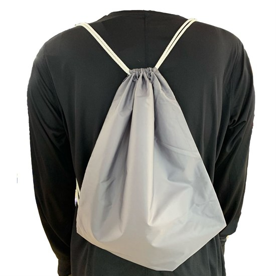Kinash UNIBAG Рюкзак-мешок Серый - фото 157576