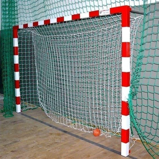 El Leon De Oro 10449530000 Сетка-гаситель гандбольная/футзальная Белый - фото 157913