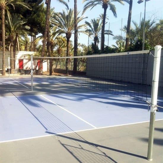 El Leon De Oro 14443020003 Сетка волейбольная тренировочная - фото 157915