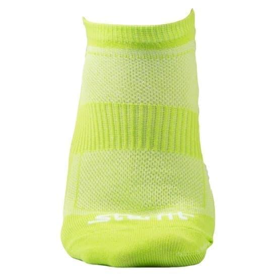 Starfit SW-201 Носки беговые низкие (2 пары) Зеленый - фото 158226