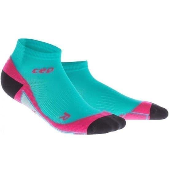 CEP C090W Носки низкие женские Зеленый/Розовый/Черный - фото 158685