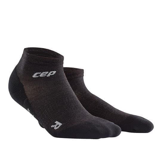 CEP C09UM Носки короткие Черный/Серый - фото 158689