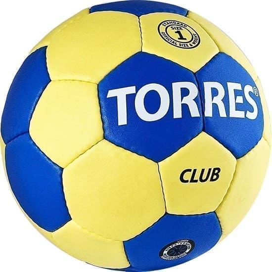 Torres CLUB (H30041) Мяч гандбольный - фото 158812
