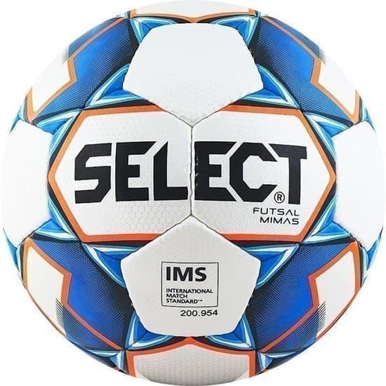Select FUTSAL MIMAS (852608-003-4) Мяч футзальный - фото 158879