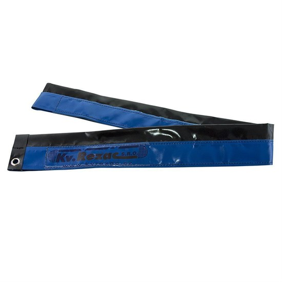 Kv.Rezac 15175206002 Карманы для антенн для сеток пляжного волейбола Синий/Черный - фото 158949