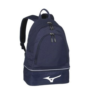 Mizuno BACK PACK Рюкзак Темно-синий/Белый - фото 158981
