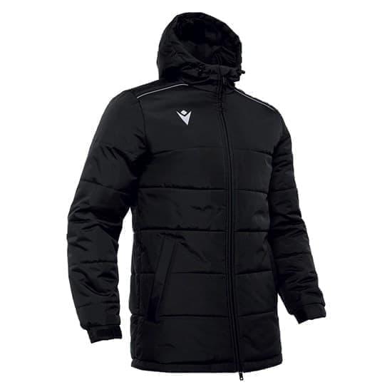 Macron GYOR Куртка утепленная Черный - фото 159002
