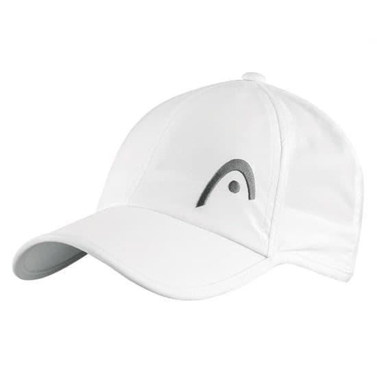 Head PRO PLAYER CAP Бейсболка Белый - фото 159030
