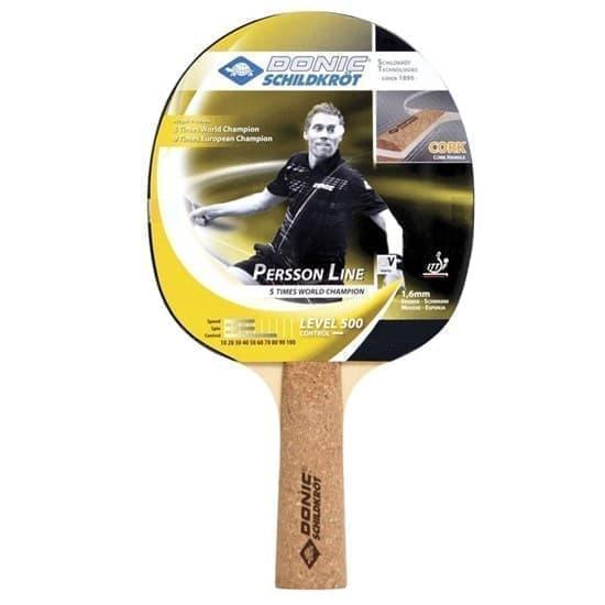 Donic SCHILDKROET PERSSON 500 Ракетка для настольного тенниса - фото 159046