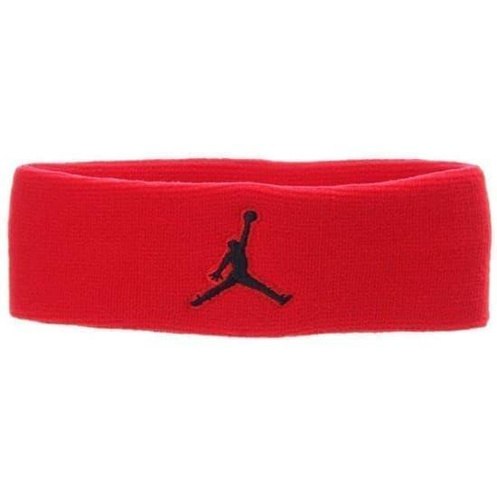 Jordan JUMPMAN HEADBAND Повязка на голову Красный/Черный - фото 159095