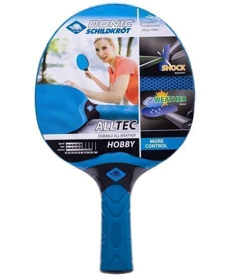 Donic ALLTEC HOBBY Ракетка для настольного тенниса Синий - фото 159195