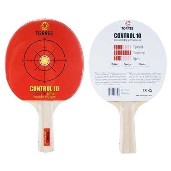Torres CONTROL 10 Ракетка для настольного тенниса - фото 159271