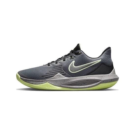 Nike PRECISION 5 Кроссовки баскетбольные Серый/Зеленый - фото 159365