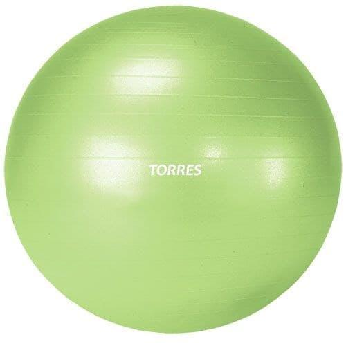 Torres AL100155 Мяч гимнастический 55 см - фото 159468