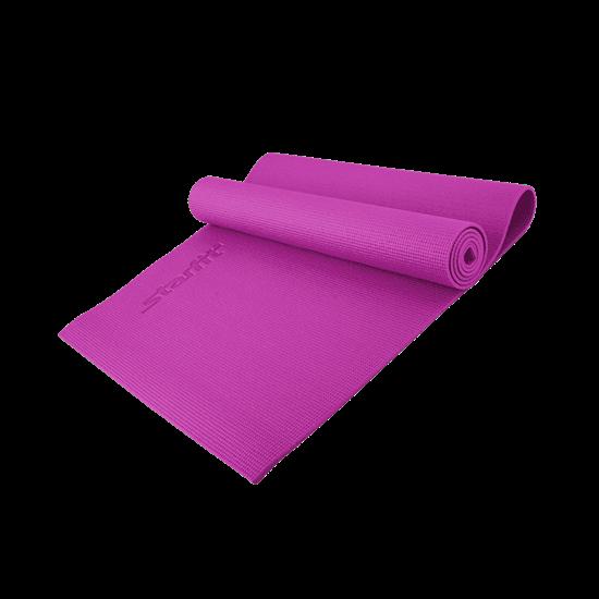 Starfit FM-101 PVC 173X61X0,6 СМ Коврик для йоги Фиолетовый - фото 159649