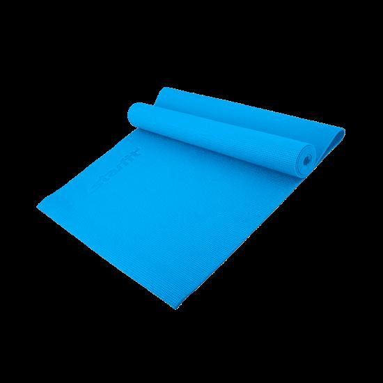 Starfit FM-101 PVC 173X61X0,8 СМ Коврик для йоги Синий - фото 159655