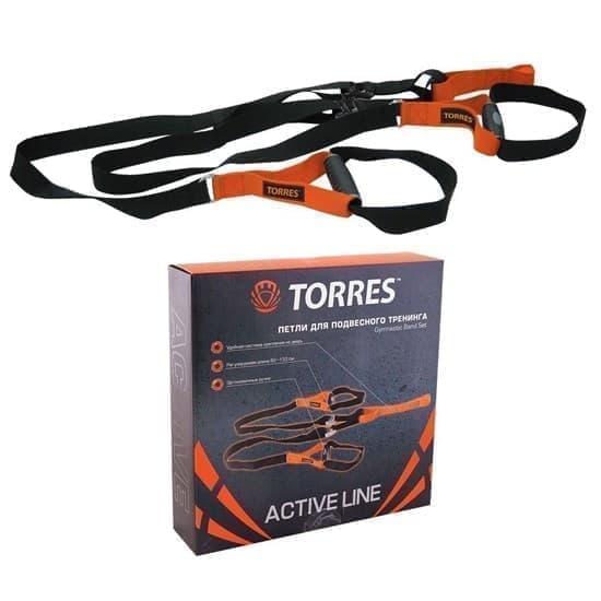 Torres AL1039 Петли для подвесного тренинга - фото 159994