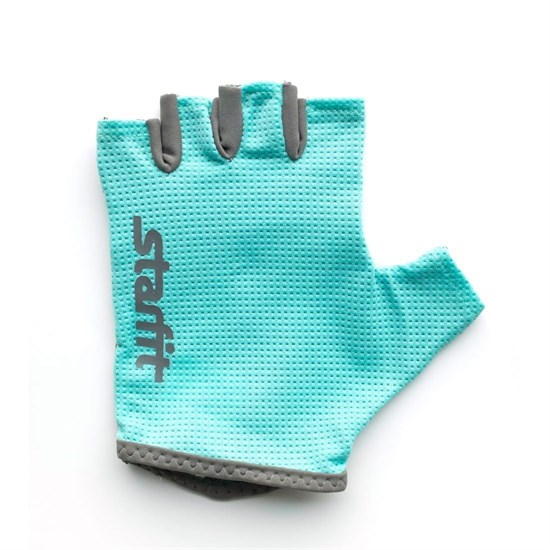 Starfit SU-127 Перчатки для фитнеса Голубой/Серый - фото 160041