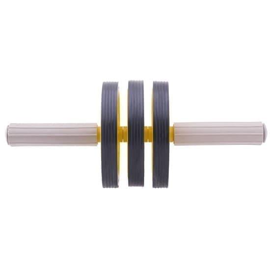 RUSBRAND YT-6687 Ролик для пресса 3-колесный малый - фото 160159