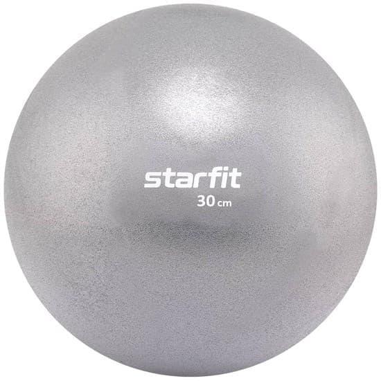 Starfit GB-902 30 СМ Мяч для пилатеса Серый - фото 160296